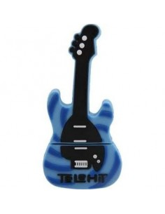 CNCPD16GB-318 Pen 16GB GUITARRA AZUL USB 2.0
