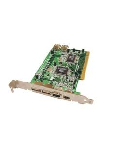 CNC LAU4F2 Tarjeta PCI 4 ptos USB2.0 + 2 Firewire