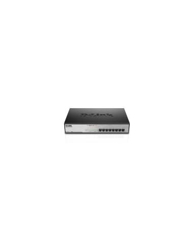 D-LINK DGS-1008MP Switch 8ptos.10/100/1000/4 POE