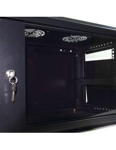 CNC9-600BASIC Armario 9U 530,3 x 600 x 600