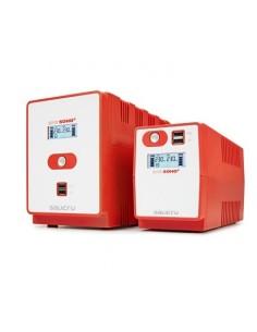 SALICRU SPS 500 SOHO+IEC SAI INTERACT 500VA/300W