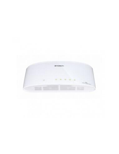 D-LINK DGS-1005D Switch 5 Puertos 10/100/1000