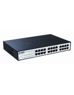 D-LINK DGS-1100-24 Switch 24ptos Giga, Smart