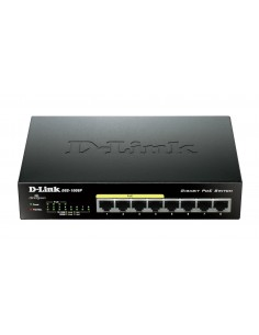 D-LINK DGS-1008P Switch 8ptos.10/100/1000/4 POE