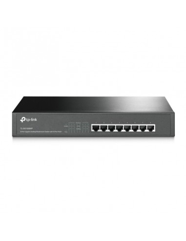 TP-LINK TL-SG1008MP Switch 8 ptos...