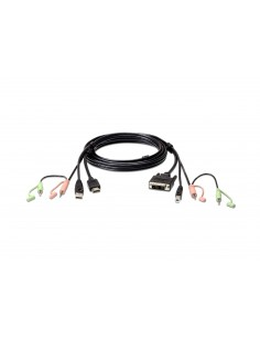 ATEN 2L-7D02DH Cable KVM...