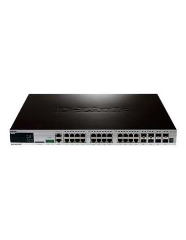 D-LINK DGS-3420-28PC Switch 24 ptos...