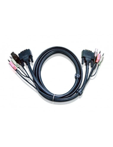 ATEN 2L-7D03UI Cable KVM  USB y...