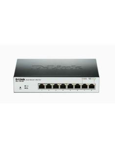 D-LINK DGS-1100-08P Switch 8 ptos Gigabit PoE