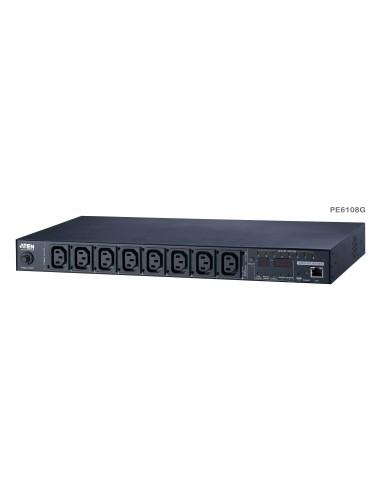 ATEN PE6108G-AX-G PDU IP 8 tomas y...