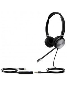 YEALINK UH36-DUAL Auricular...