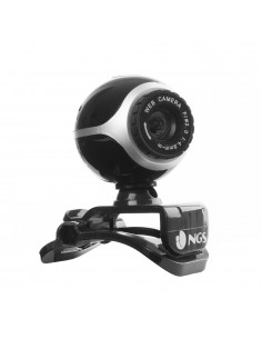 NGS Webcam USB 8 Mpx con...