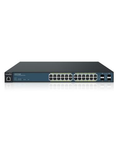 EnGenius Switch PoE  24xGbE + 4xSFP...