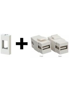 MODULO 45X22,5 CON CONECTOR...