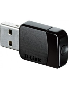 D-LINK DWA-171 Wireless AC Dual Band USB Micro Ad