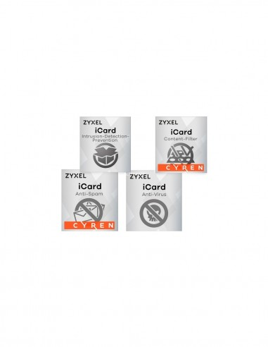 Zyxel LIC-Gold, Gold Security Pack 1...