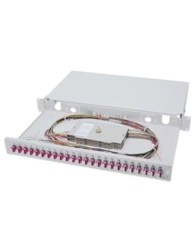 DIGITUS Caja de empalme de fibra...