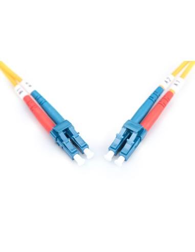 DIGITUS Cable de conexión modo único...