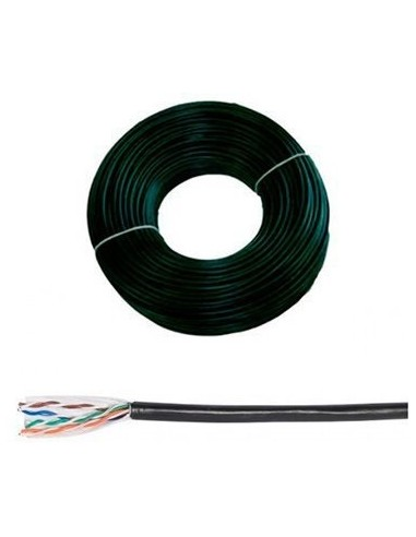 Bobina cable FTP CAT6 305m para...