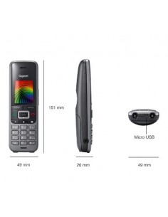 GIGASET S650HE PRO Teléfono...