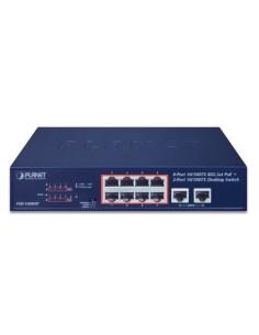 PLANET FSD-1008HP Switch 8...