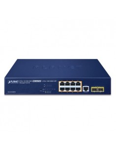 PLANET GS-4210-8P2S Switch...