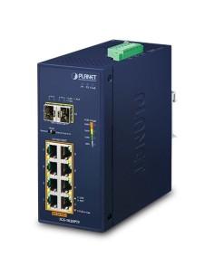 PLANET IGS-1020PTF Switch 8...