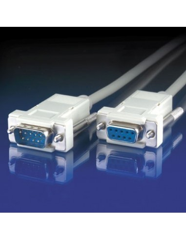 Cable Serie 1,8 M. RS232 DB9...