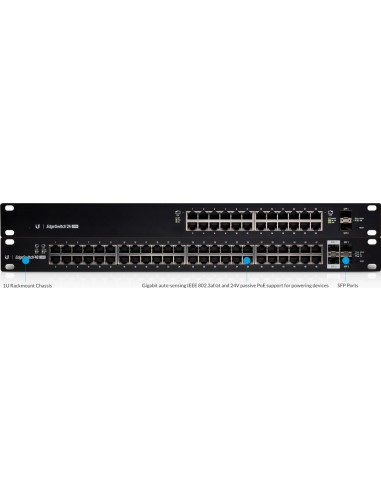 UBIQUITI ES-48-LITE Edge Switch 48...