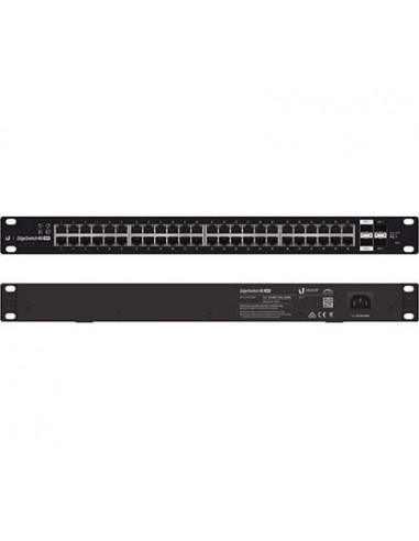 UBIQUITI ES48-500W Edge Switch PoE 48...