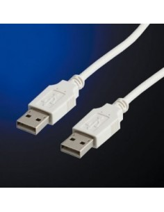 Cable USB 2.0 1,8 M. Tipo A...