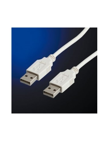 Cable USB 2.0 3 M.Tipo A Macho-Macho...
