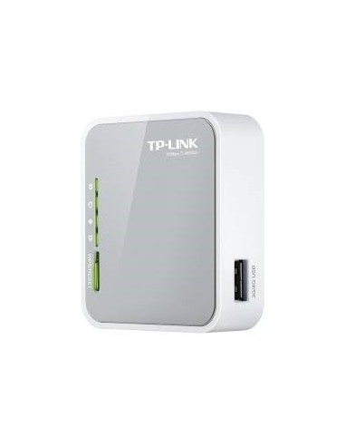 TP-LINK TL-MR3020 Router Portable 3G...