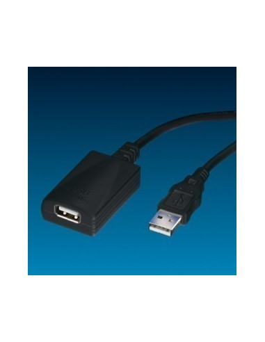 Prolongador USB 5 M M-H +...