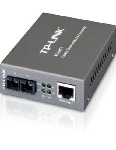 TP-LINK MC210CS Conversor fibra 1000...