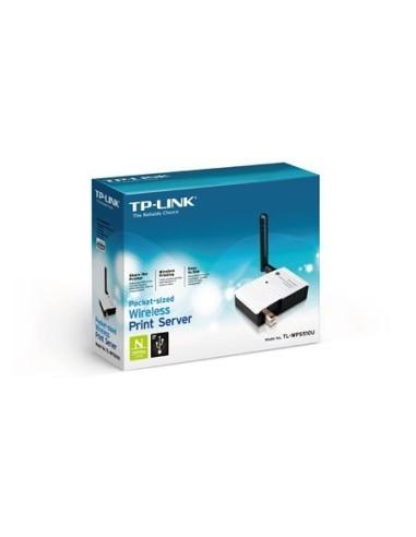 TP-LINK TL-WPS510U Print server USB...