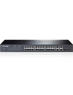 TP-LINK T1500-28TC(TL-SL2428)Switch 24 10/100+4
