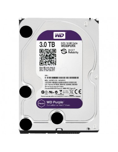 "WESTERN DIGITAL HD 3.5"" 3TB 5400RPM..."