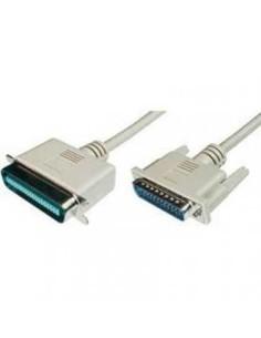 Cable Impresora Paralelo 1.8M DB25M-CN36M 25 hilos