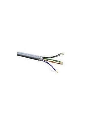 DIGITUS Bobina Cable 100m RJ45 CAT 5...