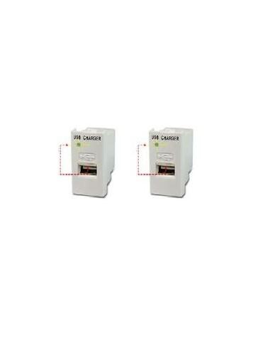 Módulo Multimedia con Cargador USB A...