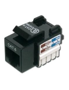 Hembra RJ45 FTP C6 para Paneles y cajas