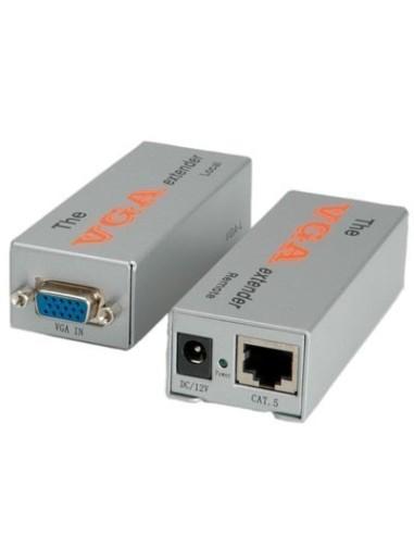 Prolongador VGA sobre Ethernet Hasta...