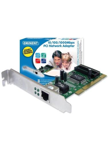 EMINENT EM4028 Tarjeta red GIGA PCI...