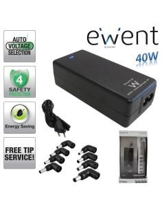 EWENT EW3964 Cargador universal 40W