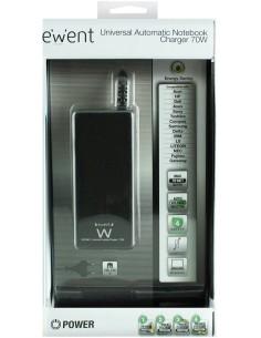 EWENT EW3965 Cargador universal 70W