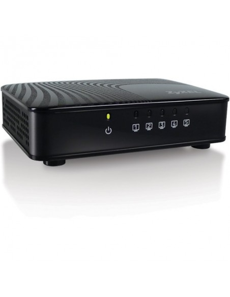 ZyXEL GS-105S v2 Switch 5 puertos Gigabit