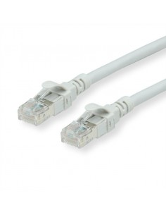 Latiguillo 15 m RJ45 CAT 6 UTP Gris LSHO ROLINE