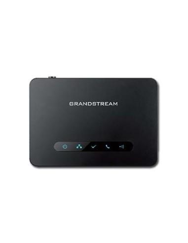 GRANDSTREAM DP750 Estación base SIP-DECT 10 cuentas SIP 5 llamadas simultáneas