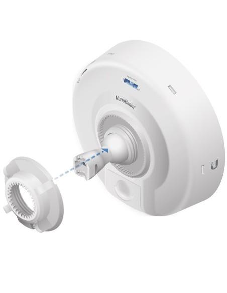UBIQUITI AIRMAX ISO-BEAM-19 NanoBeam 19 Isolator Shield